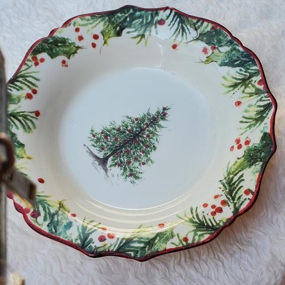 Sur La Table Other - Sur la Table Christmas bowl NWT